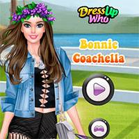Игра Бонни Коачелла онлайн