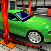 Игра Car Mechanic Simulator 2014