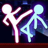 Игра Человечки драки онлайн