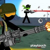 Игра Человечки стрелялки онлайн
