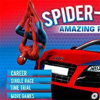 Игра Человек Паук 3д онлайн