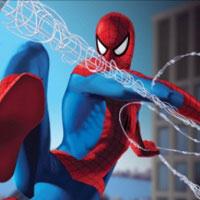 Игра Человек Паук Паутина Теней онлайн