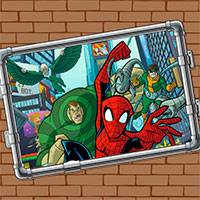 Игра Человек Паук Мультики онлайн