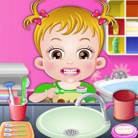 Игра Чистить зубы онлайн