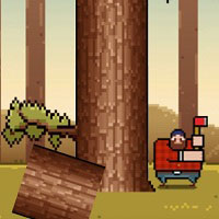 Игра Кликер дровосека с читами woodclicker