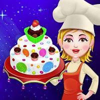 Игра Делаем торты онлайн
