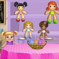 Игра Делать игрушки онлайн