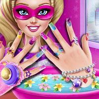 Игра Делать ногти онлайн