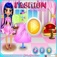 Игра Делать платья онлайн