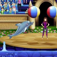 Игра Дельфинарий 2 онлайн