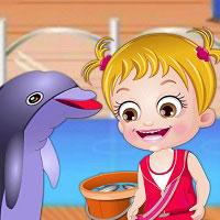 Игра Дельфинарий 3 онлайн