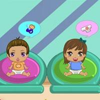 Игра Детский сад онлайн