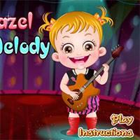 Игра Девочка гитарист онлайн