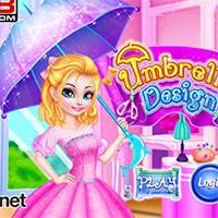 Игра Дизайн зонтика онлайн