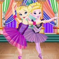 Игра Для девочек танцы онлайн