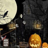 Игра Дом ужасов 2 онлайн