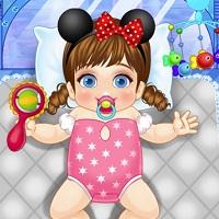 Игра Мама папа и малыш онлайн