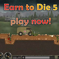 Игра Earn to die 5