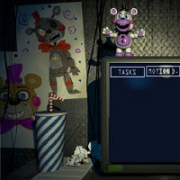 Игра Five Nights at Freddy`s 6
