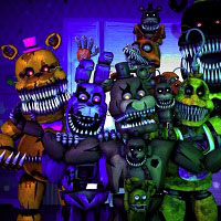Игра Fnaf Tower Defense