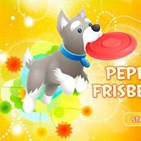 Игра Фрисби в парке онлайн
