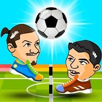 Игра Футбольные головы онлайн