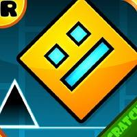 Игра Geometry Dash World онлайн