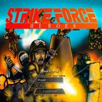 Игра Герои ударного отряда онлайн