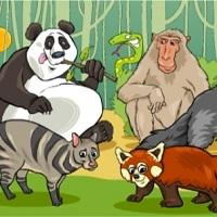 Игра Животные леса онлайн