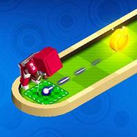 Игра Гольф на троих онлайн
