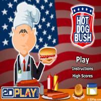 Игра Готовить хот-доги онлайн