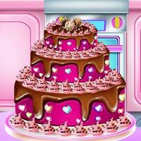 игр готовка торт