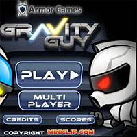 Игра Гравити гонки на троих онлайн