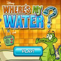 Игра Где моя вода онлайн