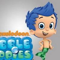 Игра Парикмахерская Гуппи и пузырьки онлайн