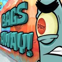 Игра Губка Боб в самолёте онлайн