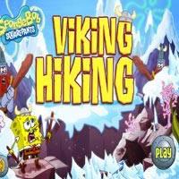 Игра Губка Боб викинг онлайн