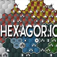 Игра Hexagor io онлайн