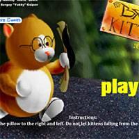 Игры для девочек поиски с котами