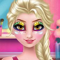 Игра Испытания макияжа онлайн