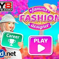 Игра Известный модный дизайнер онлайн