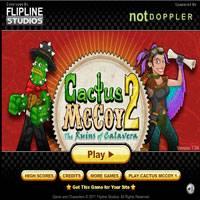 Игра Кактус Маккой 2 онлайн