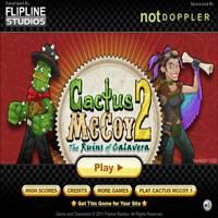 Игра Кактус Маккой 5 онлайн