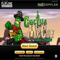Игра Кактус Маккой онлайн