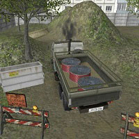 Игра Камазы 2 онлайн
