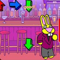 Игра Танцующий кролик онлайн
