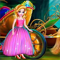 Игра Карета принцессы онлайн