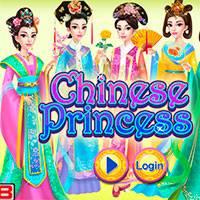 Игра Китайская принцесса онлайн