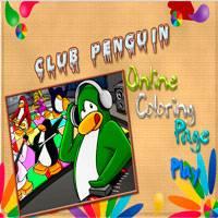 Игра Клуб пингвинов онлайн