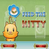 Игра Кормить кота онлайн
